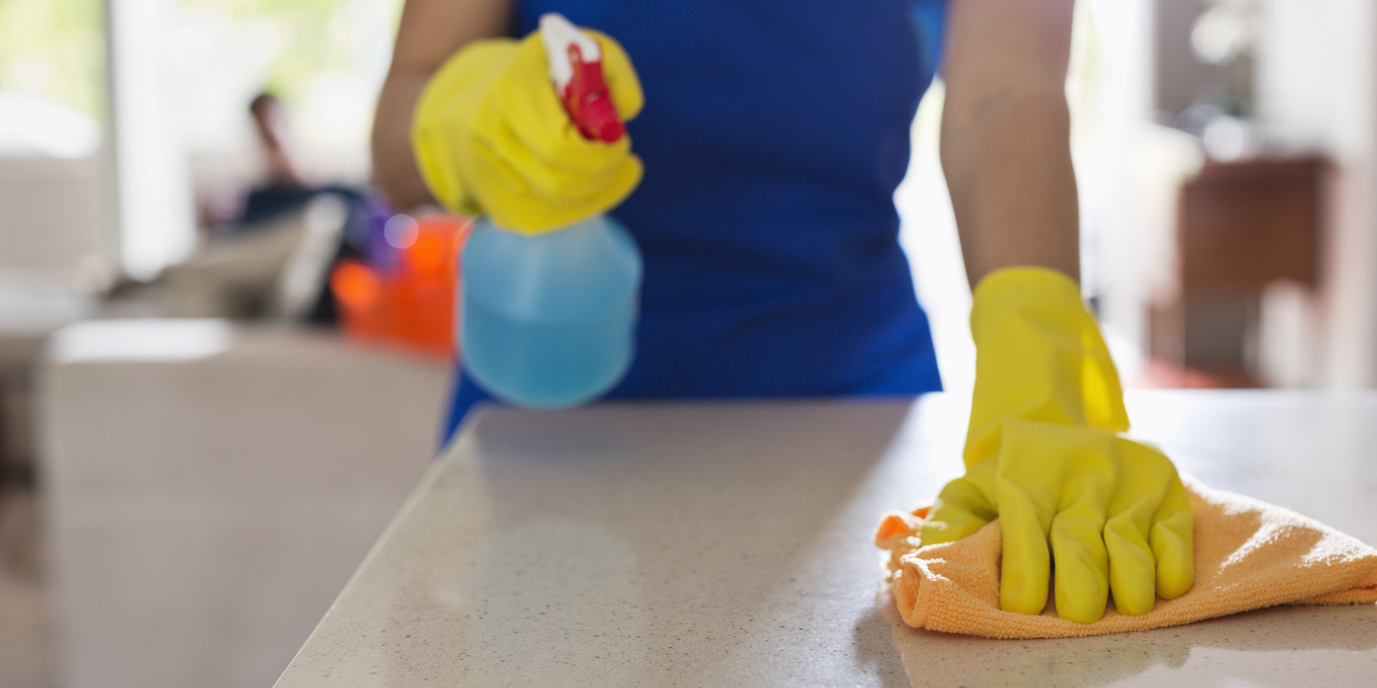 Residential and Home Professional Cleaning Services in Atlanta, GA